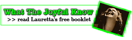 What The Joyful Know Free Booklet Graphic Link